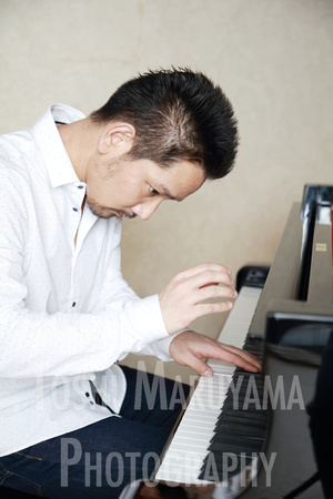 Pianist Jun Kawajiri